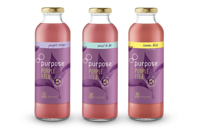 Purpose Purple Super Tea