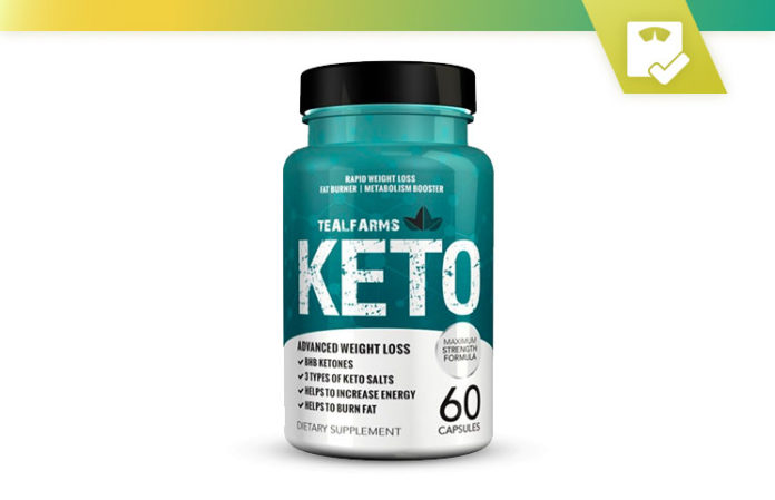 teal farms keto