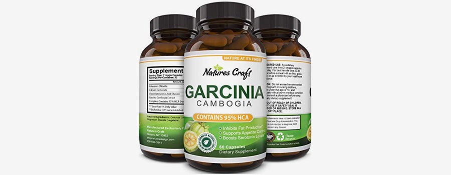 Nature's Craft Garcinia Cambogia