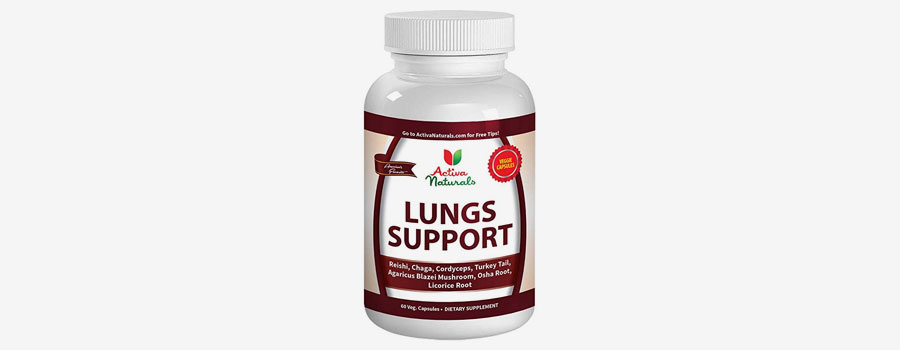 Activa Naturals Lungs Support Supplement