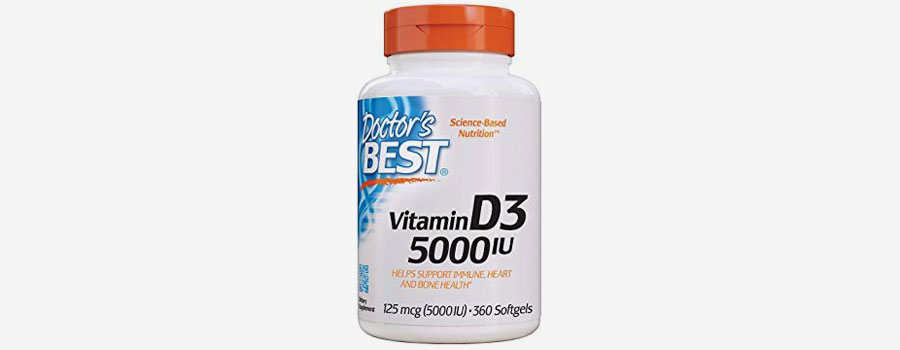 Doctor's Best Vitamin D3