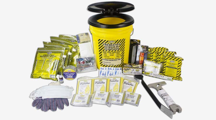Mayday Industries Emergency Honey Bucket Kits