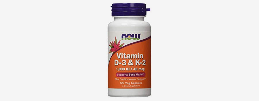 Now Foods Vitamin D3