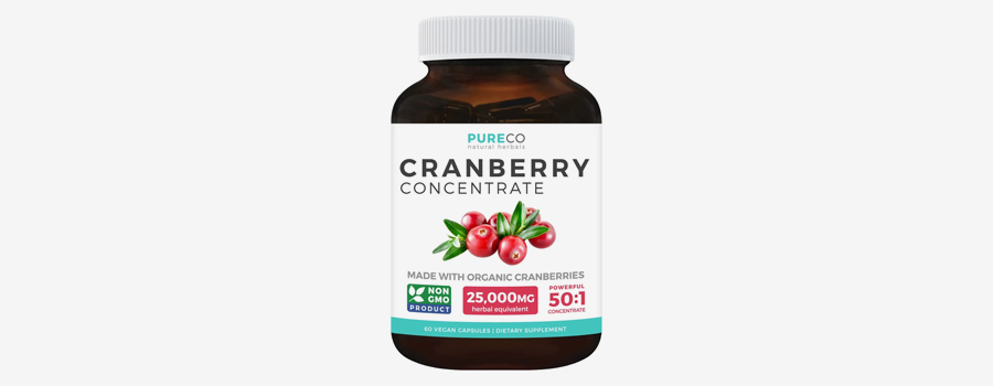 PureCo Cranberry Concentrate