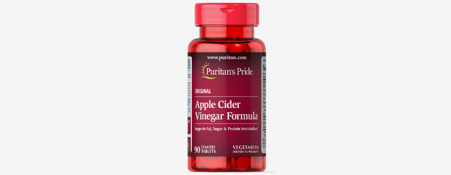 Puritan's Pride Apple Cider Vinegar