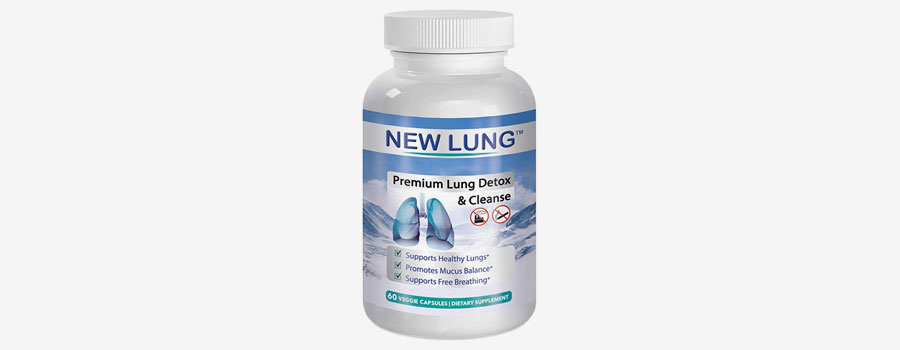 Success Chemistry Premium Lung Cleanse & Detox