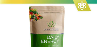 spring of life daily energy