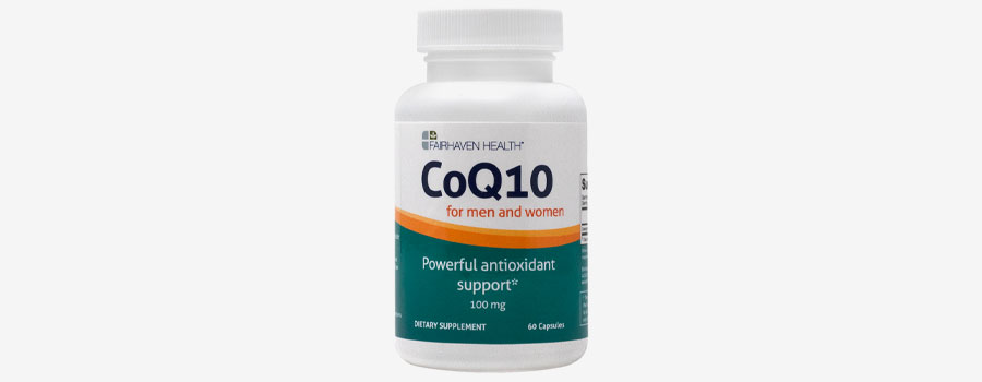 CoQ10 Supplement for Male and Female Fertility