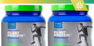 High Impact Plant Protein: Power Life Nutrition by Tony Horton