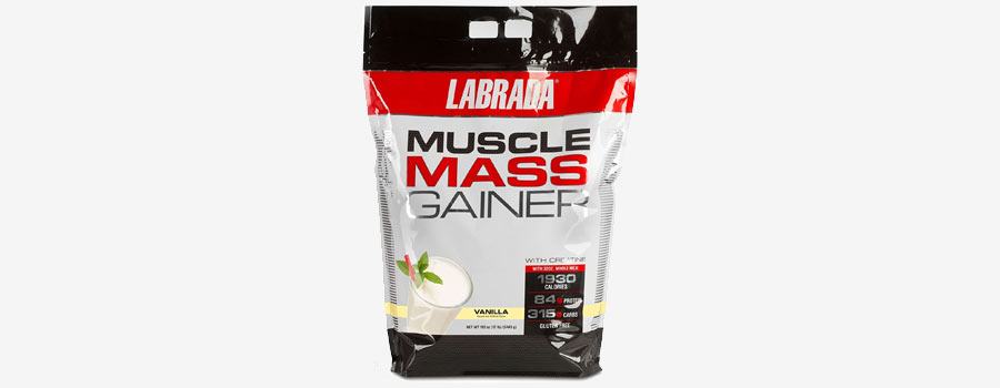 Labrada Muscle Mass Gainer