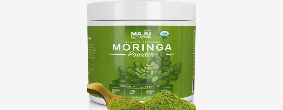 MAJU Superfoods Moringa Powder