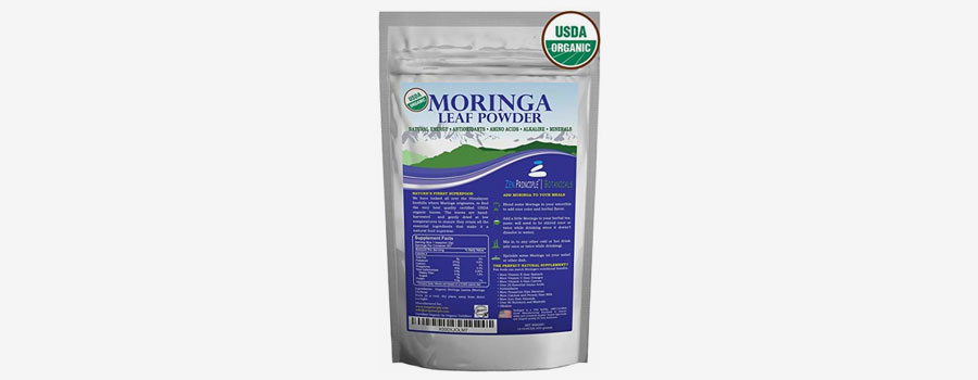 Zen Principle Moringa Leaf Powder