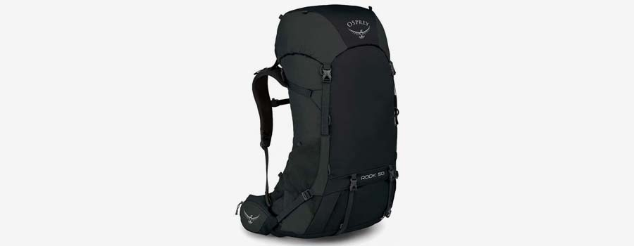 Osprey Rook 50 Men's Backpacking Backpack