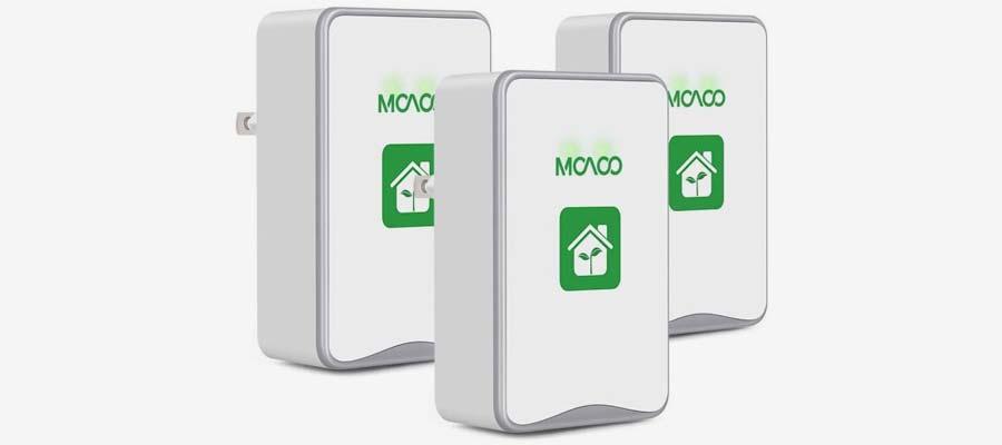 MOAOO Plug-in Air Purifier